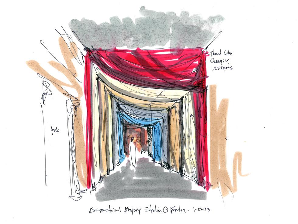 Avalon - Entry Corridor