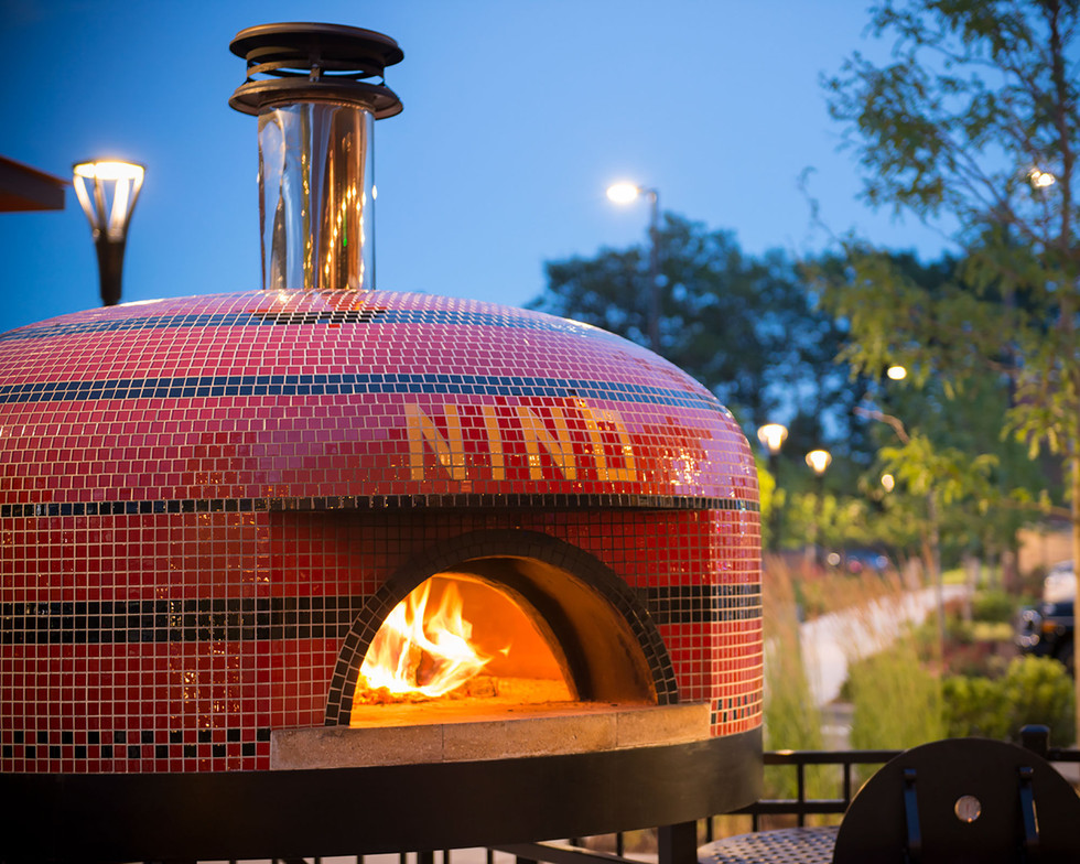 Patio Pizza Oven