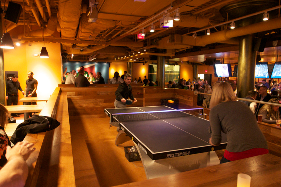 Game On! - VIP Suite