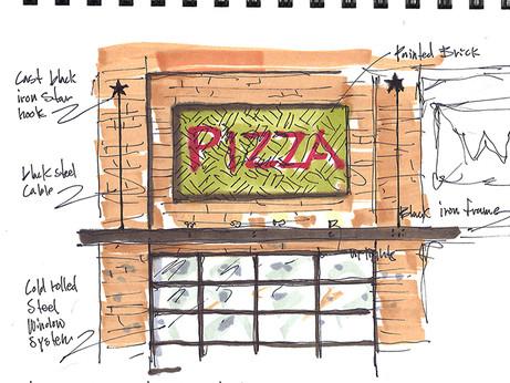 Osteria Nino Sketchbook