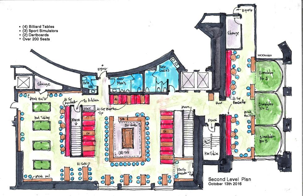 DK Sporting Lounge - 2nd Floor