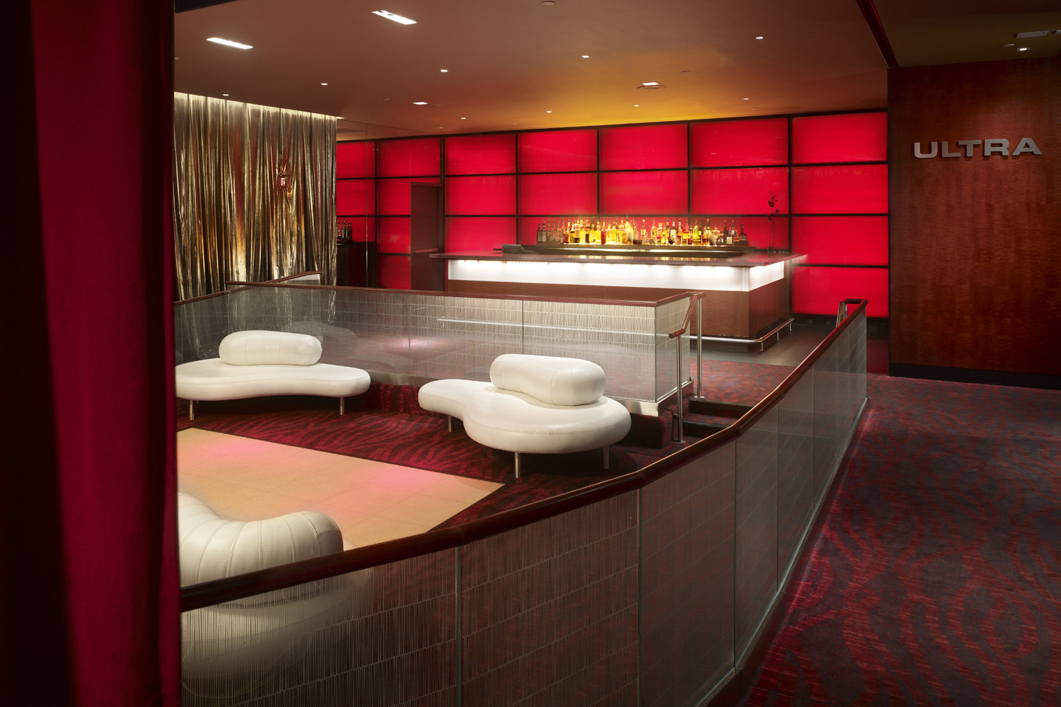 Ultra 88 Nightclub - Entry Lounge