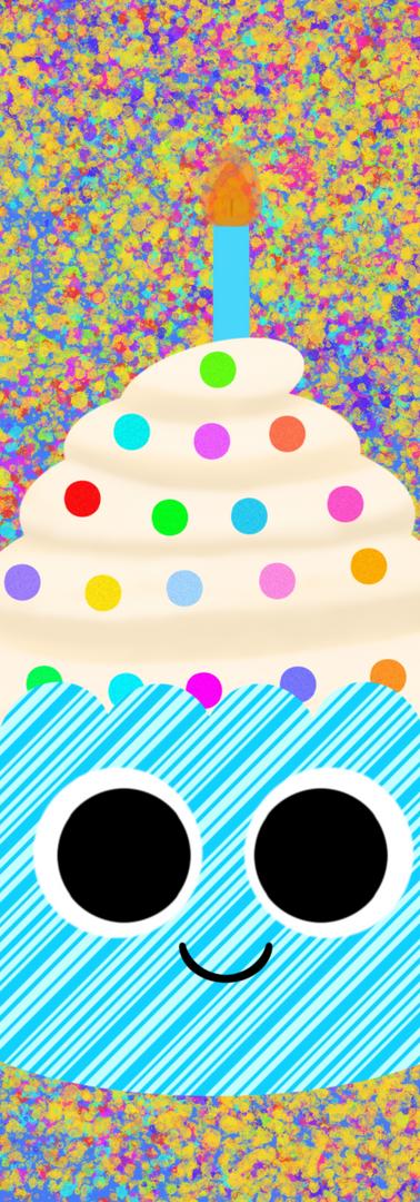 Birthday Bash Stickers