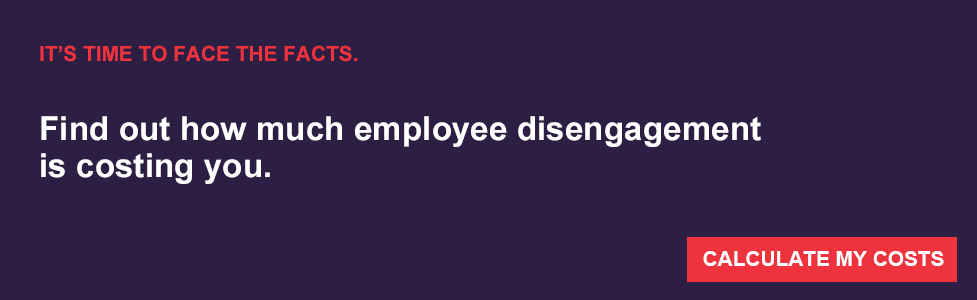 The Cost of Employee Disengagement