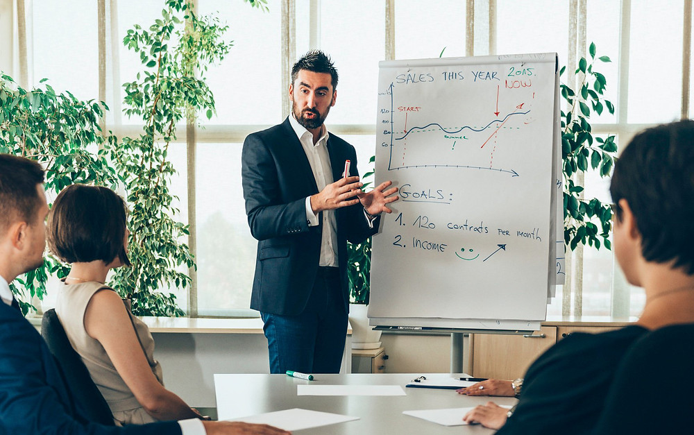 Five ways to improve your sales team's performance