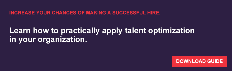 Make a successful hire