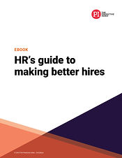 HRs Guide Making Better Hires