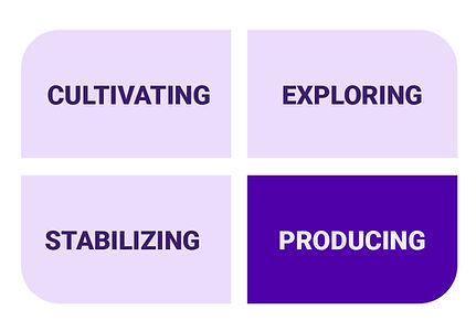 Producing Team Design