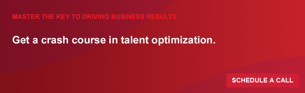What is talent optimization