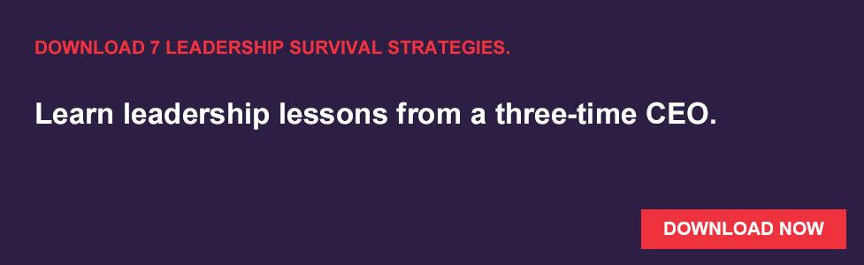 7 leadership survival strategies