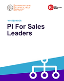 PI For Sales Leaaders