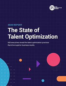 2020 Talent Optimization Report