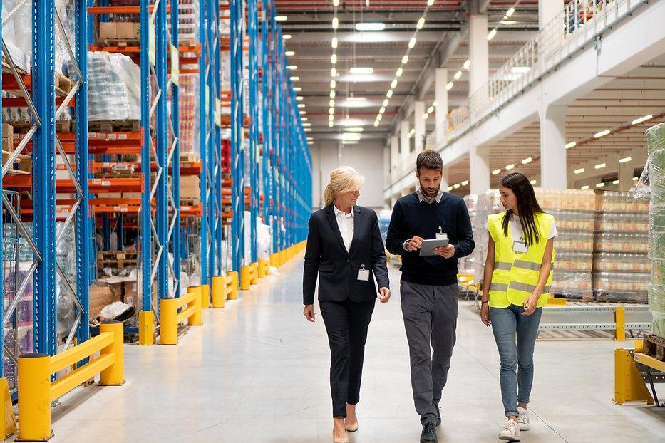 Warehouse Logistics Manager