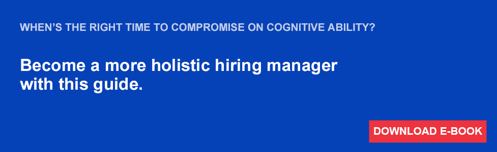 Become a holistic hiring manager