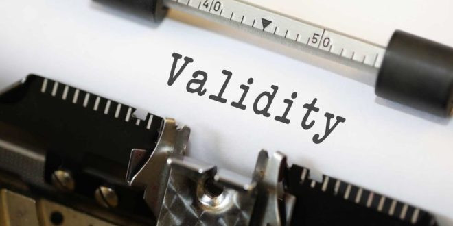 What are validity studies?