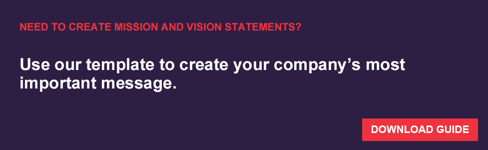 Mission and Vision Template