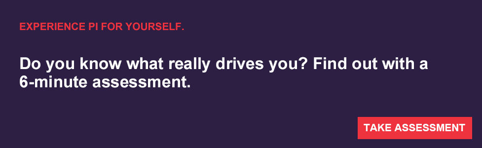 What Drives You? Find Out.