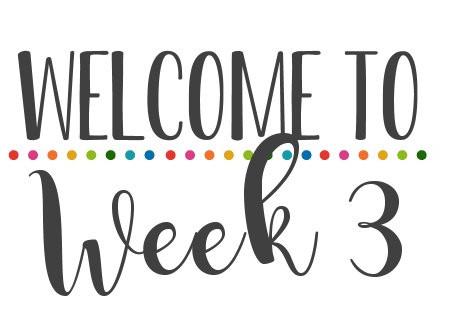 Week 3 - Room 20 Online