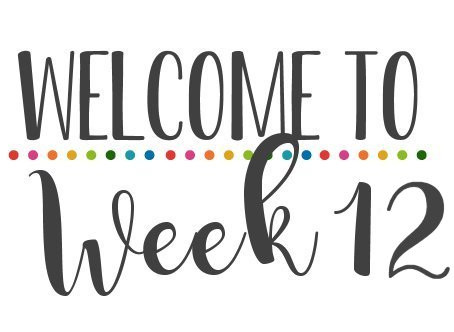 Week 12 - Room 20 Online