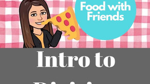 Food with Friends: Intro to Division Worksheets