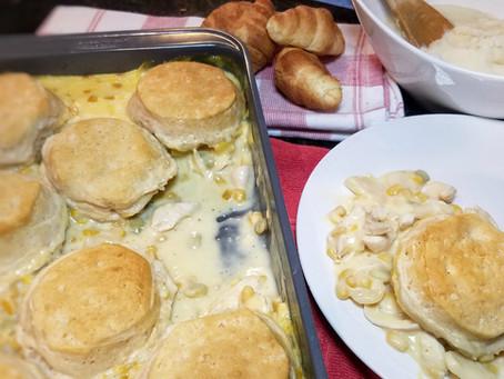 Easy Peasy Chicken Pot Pie | Recipe