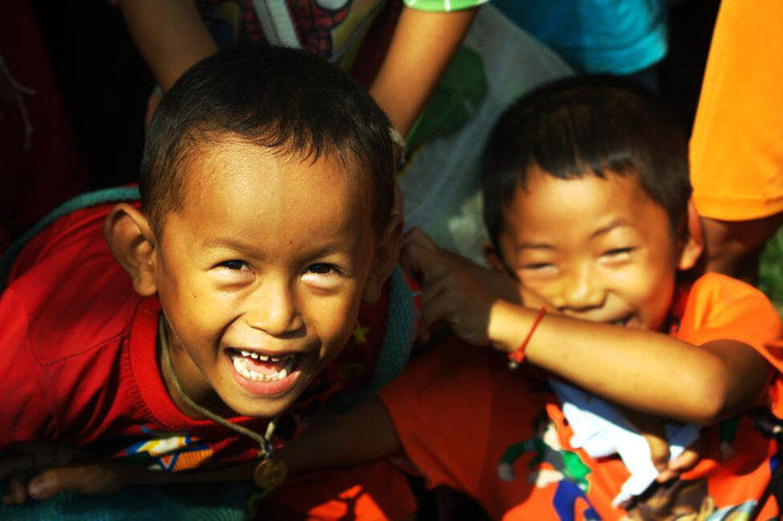 Day 148: Children's laughter echoing in our ears