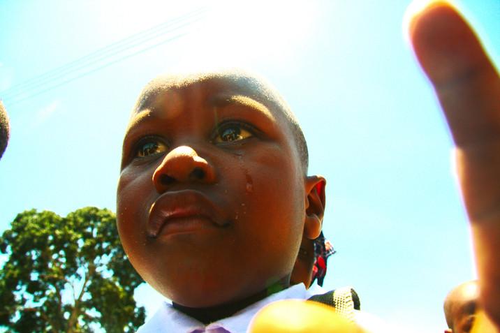 Day 301: Teaching in Tanzanian School