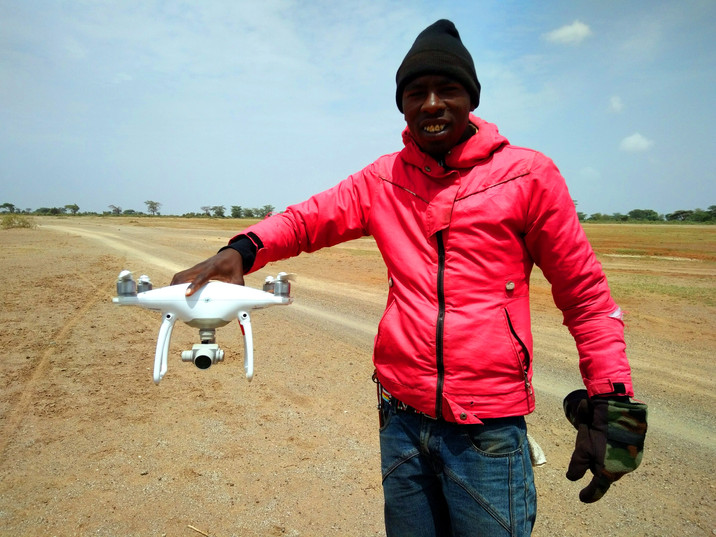 302: Drone Recovery En-route to Bagamoyo