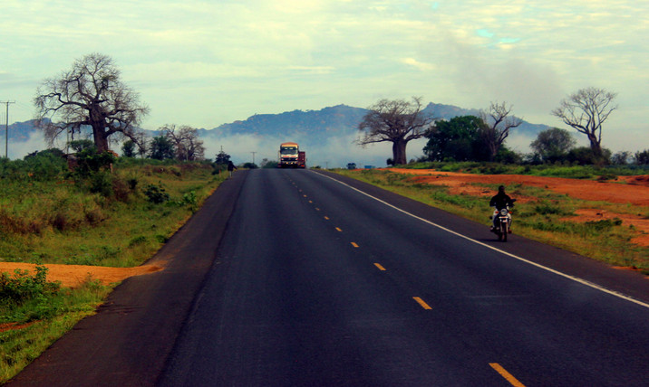 Day 355: Motorcycle Bums Lorry Ride to Nairobi