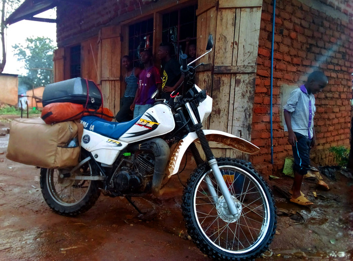 Day 338: Possessed Motorcycle Huffs and Puffs Through Tanzania