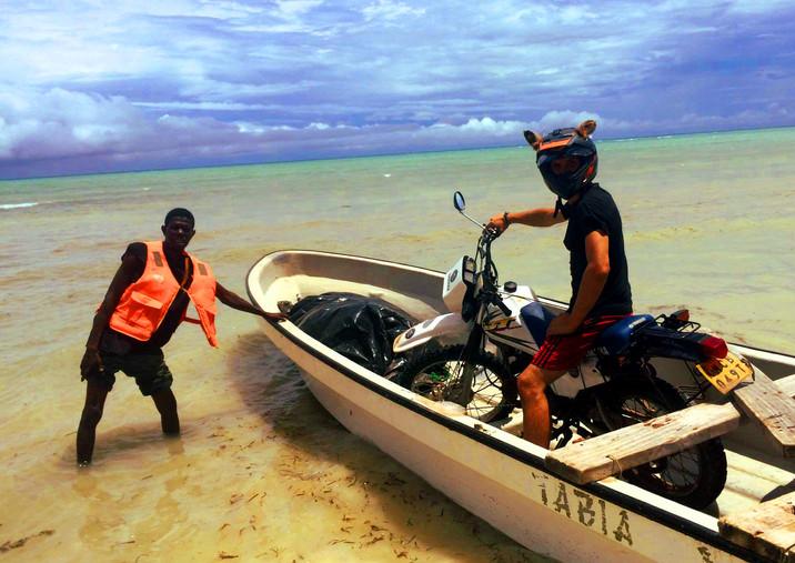 Day 337: Smuggled Out of Zanzibar