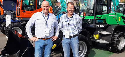 Christophe en Wim Matexpo 13sept 19 Mate