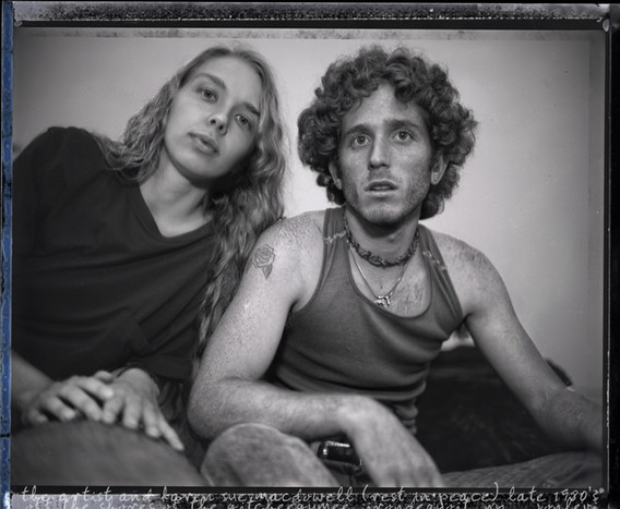 Jon and Sookies, 1990