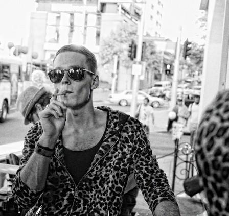 Dude, Sydney, Australia Early 2010's