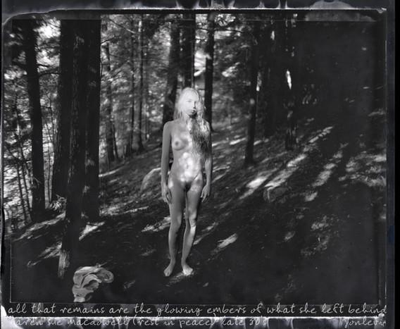 Sookies Nude, New Hampshire, 1990