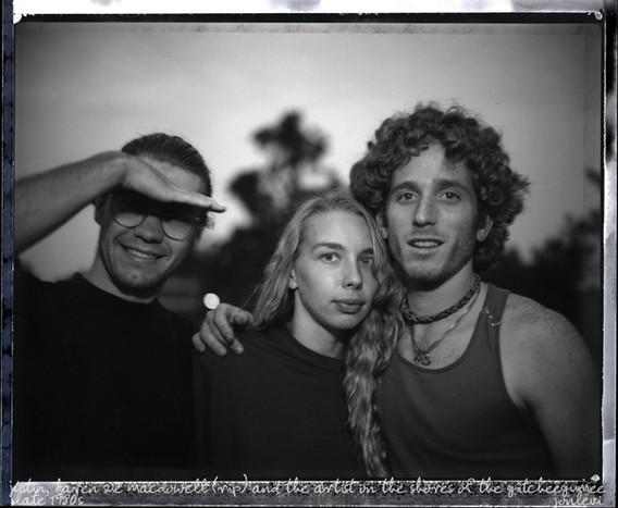 Jon, Karen and Justin 1990