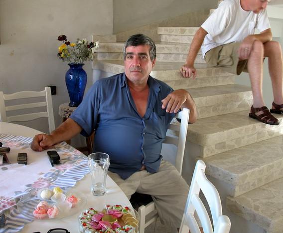 "Tzion in Ramla, Israel B""H. 2001"