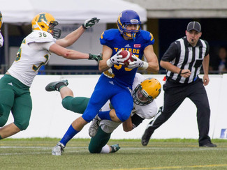 Alex Morrison is Montreal bound after being drafted into CFL