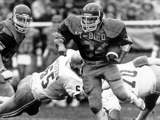 The Greatest Football Thunderbird - Glenn Steele