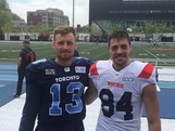 Rookie Canadian O'Connor makes a splash in pro debut
