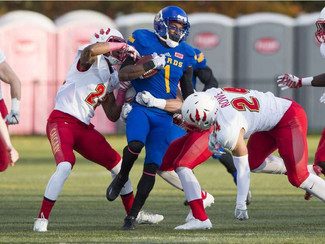 Thunderbirds back their way into CIS playoffs after loss vs. Calgary