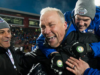 UBC football completes impossible dream, Vanier Cup win caps coach Nill's incredible first season