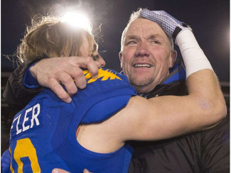 UBC head coach Nill wants focus to be on football as 'Birds return to Calgary