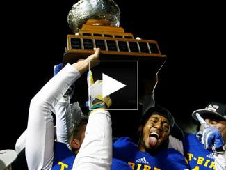 Vanier Cup: UBC Thunderbirds soar on last-second field goal