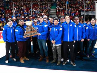 UBC Football Team honored