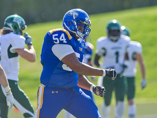 CFL Draft: Surrey's Jas Dhillon selected by the Argos