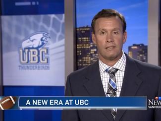 CTV News - A New Era for UBC Thunderbird Football