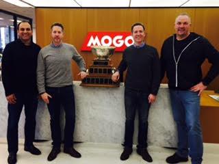 The Vanier Cup at MOGO