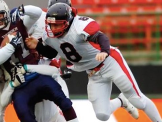 Dylan Chapdelaine honoured with Wally Buono Award