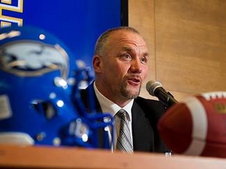 Blake Nill named UBC Football Head Coach